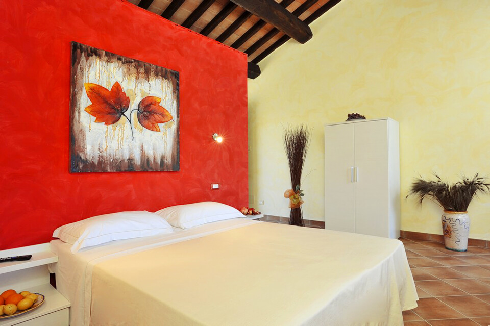 Suites in Nerola, near Rome
