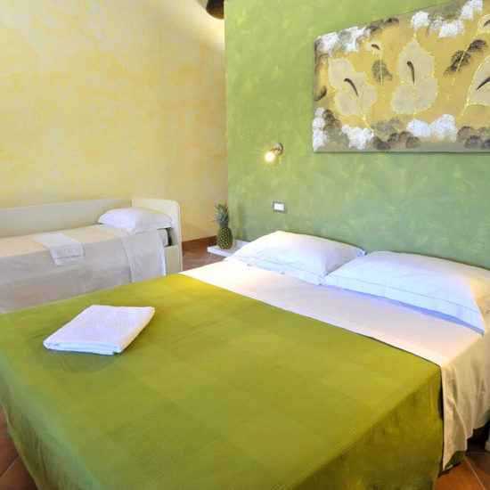 Double room Suite near Rome
