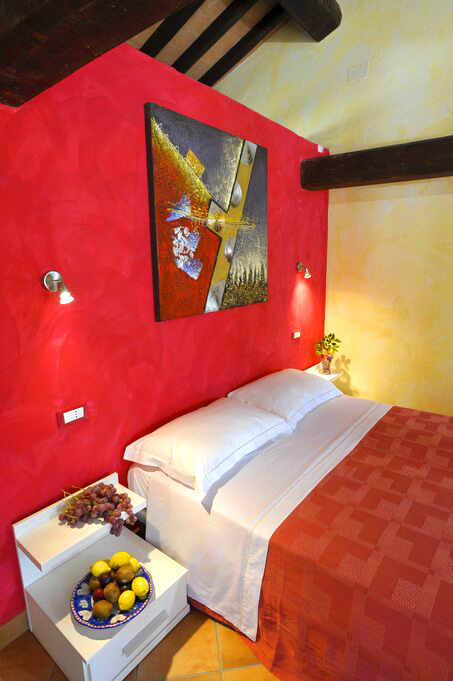 Suite in agritourism Cherry