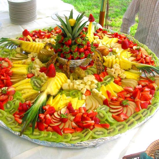 Fruit Banqueting