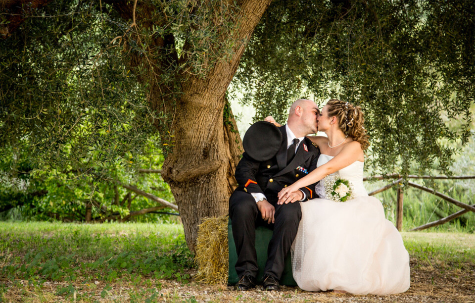 Getting married at Bagolaro